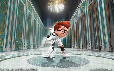 Mr Peabody and Sherman 21 BestMovieWalls