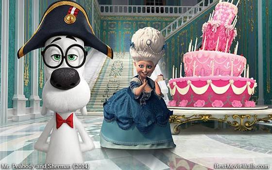 Mr Peabody and Sherman 22 BestMovieWalls