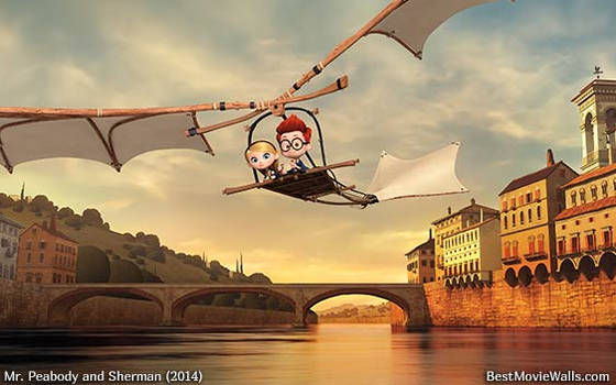 Mr Peabody and Sherman 23 BestMovieWalls