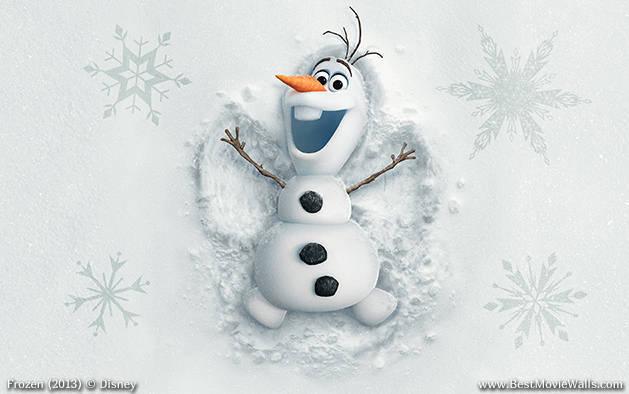 Olaf wallpaper BestMovieWalls