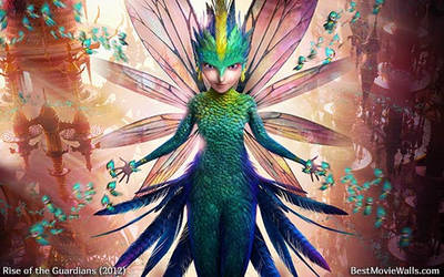 Rise of the Guardians tooth 01 bestmoviewalls