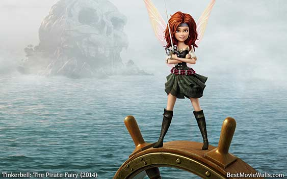 Tinkerbell And The Pirate Fairy 03 BestMovieWa By BestMovieWalls