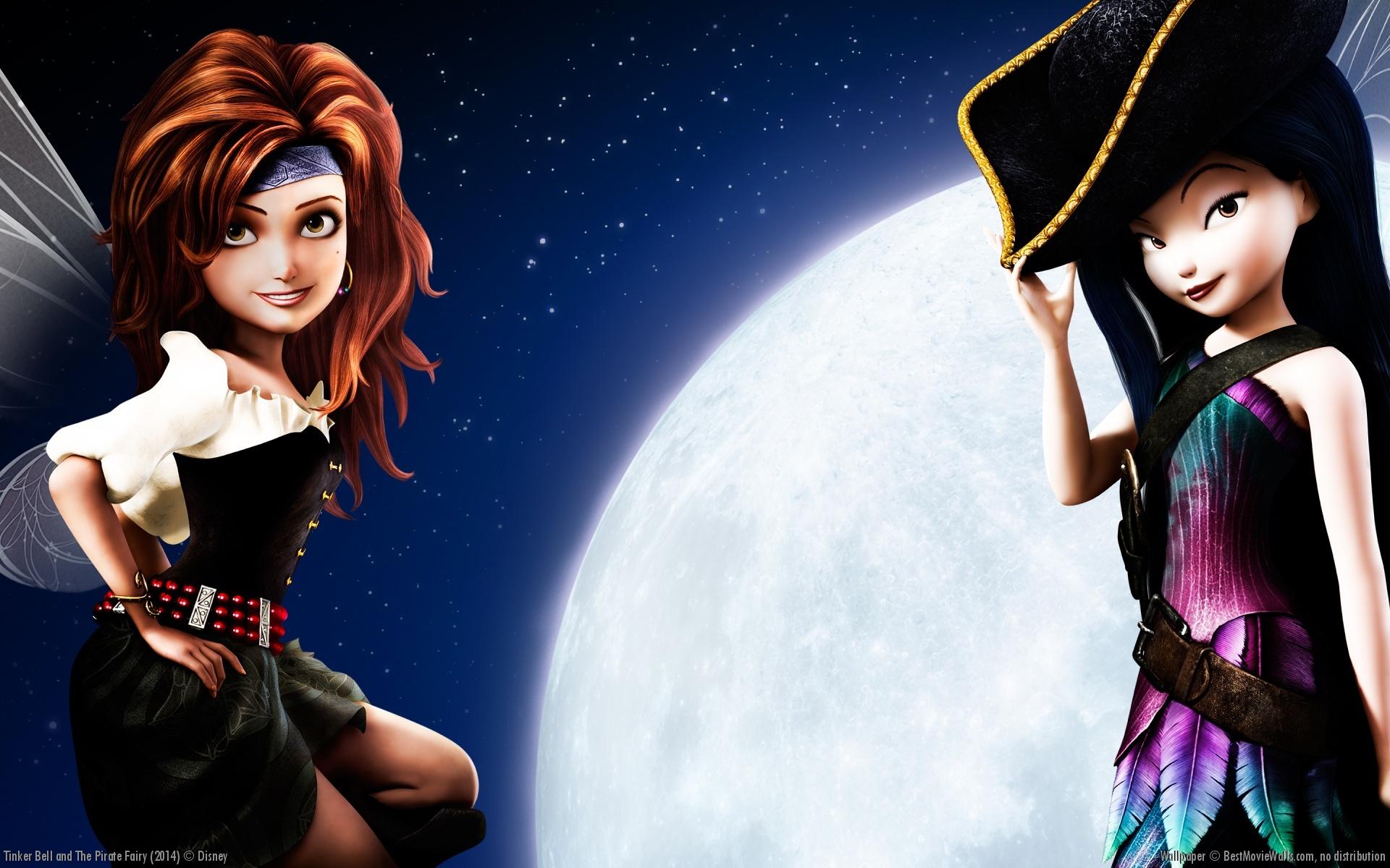 Bestmoviewalls Tinkerbell The Pirate Fairy 06 By BestMovieWalls