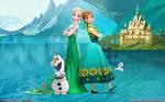 Frozen Fever 04 BestMovieWalls