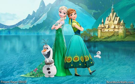 Frozen fever 2015 wallpapers by bestmoviewalls on deviantart - Fever wallpaper hd ...