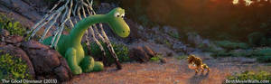 The Good Dinosaur BestMovieWalls dual01