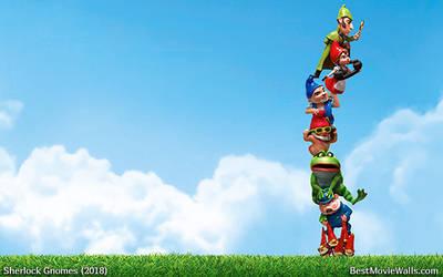 Sherlock Gnomes 03 BestMovieWalls by BestMovieWalls