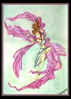 Dancing Iris by FaerieWings