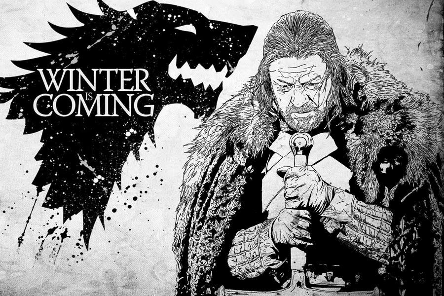 I, Eddard, Of The House Stark By Carpediem101 ...