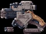Gun 002 PIXEL