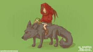 Red Riding Hood by Dillerkind