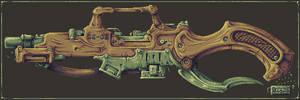 Gun 005 PIXEL