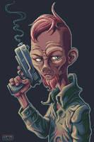 Smoking Gun by Dillerkind