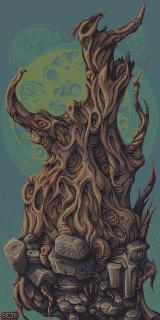 Dead Tree by Dillerkind