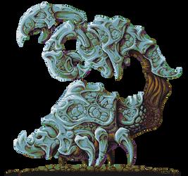 Crustacean by Dillerkind