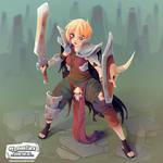 Blade Girl 6