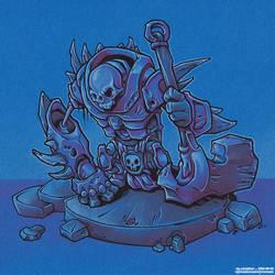 Warhammer Bone Dude