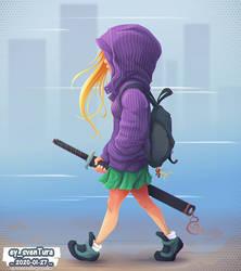 Blade Girl 12