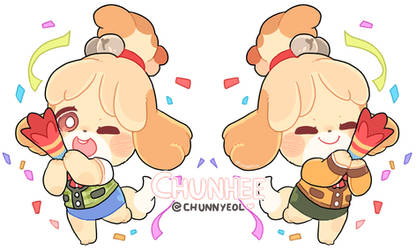 Stamps Icon Ect On Isabelle Fc Deviantart