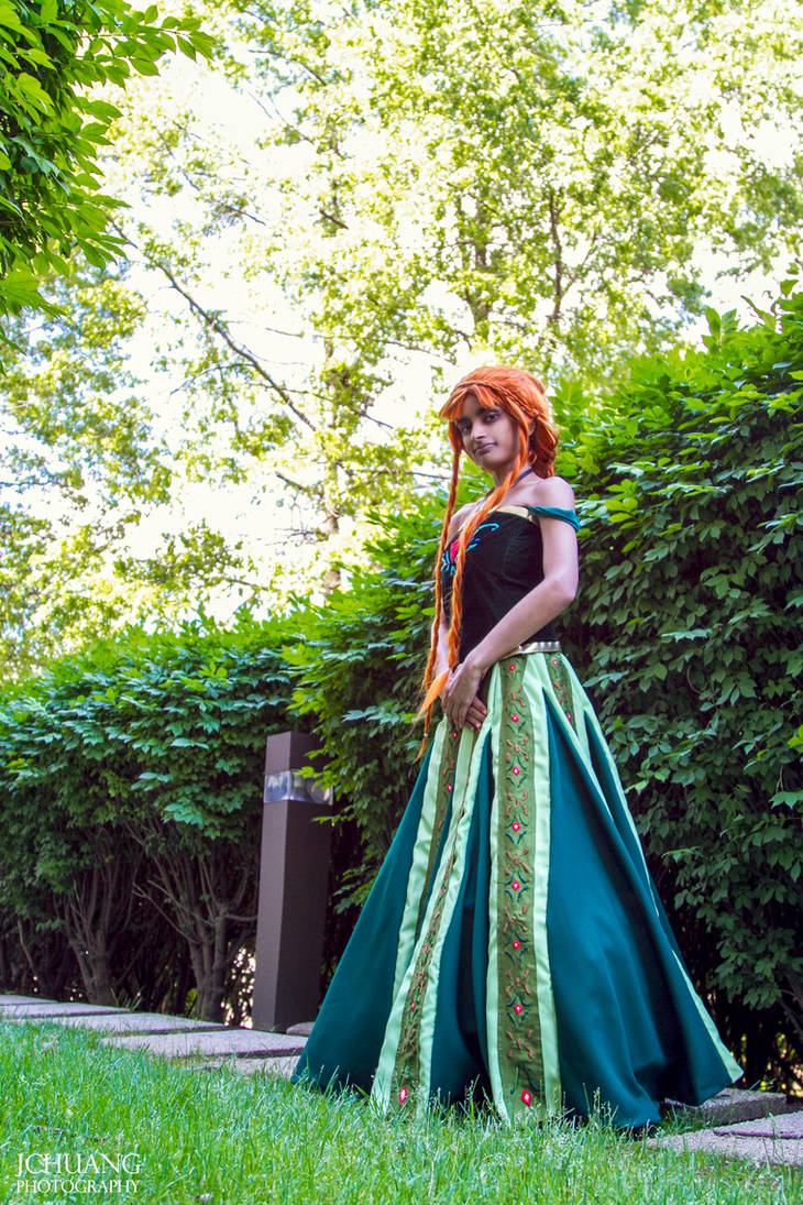 The Princess of Arendelle
