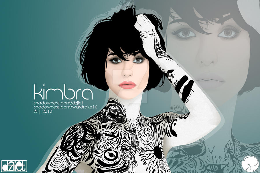 kimbra by wardrake16