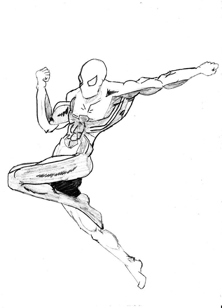 DSC Spider-Man FF by Skaramine on DeviantArt