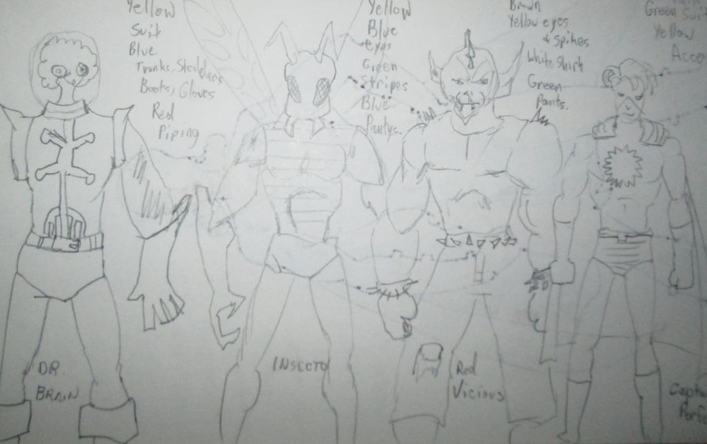 beholders bad boys IMG 0335 by Skaramine