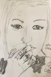 Ariel Dallas Sketch
