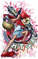 Original Hit Girl! CLR's- by kashdv8