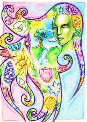The spring by Ernstilicious