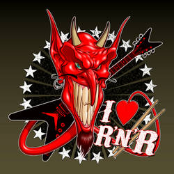I Love RnR by sthefo