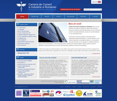 Chamber of Commerce and Industry website