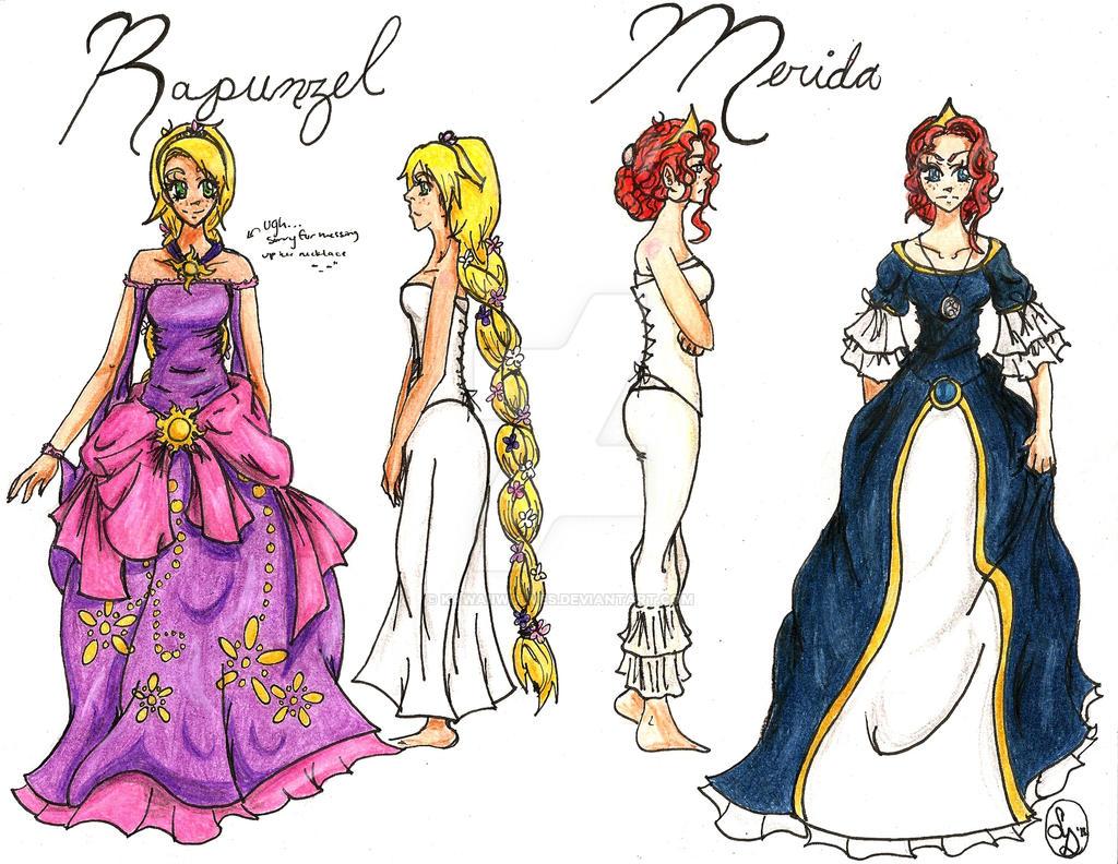 Royal Outfits by kawaiiwolves on DeviantArt