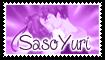 Purple Dusk Stamp by kawaiiwolves