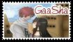 GaaSha Stamp 1 by kawaiiwolves