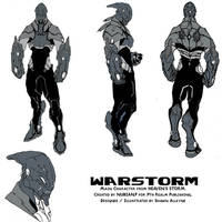 WARSTORM by NKOSI-Publishing