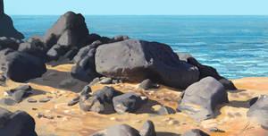 Iceland Rocks by LeeshaHannigan