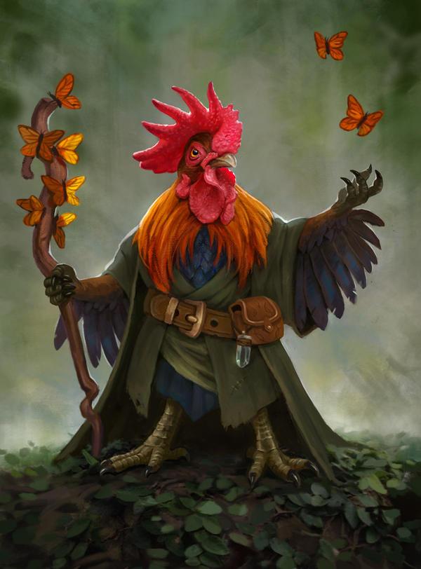 Gallus Druid