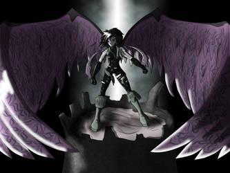 Battle Angel Reborn by Rastrelly