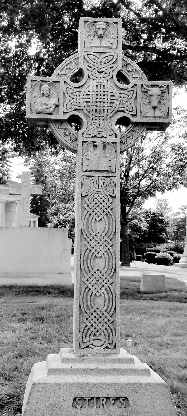 The Stires Cross by GUDRUN355