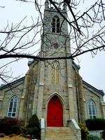Trinity Episcopal Church by GUDRUN355