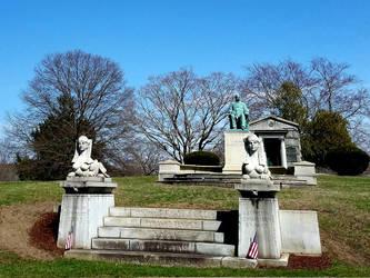 Riverside Cemetery by GUDRUN355