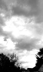Clouds of Evers Ave. by GUDRUN355