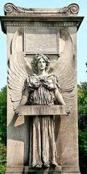 Angel of Sleepy Hollow by GUDRUN355