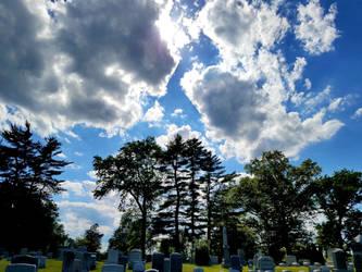 Sky over Putnam