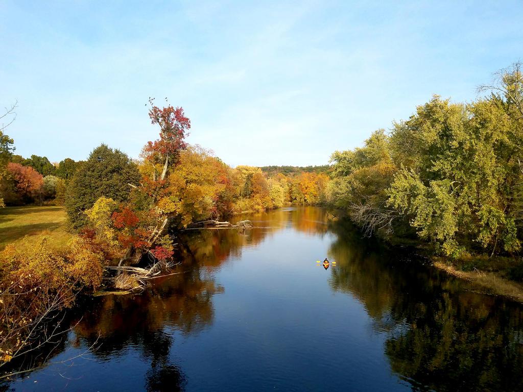 River on Tariffville Road