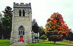 Chapel and Tree