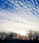 Sky over Fountain Hill