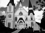 Bedford Presbyterian Church by GUDRUN355