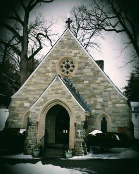 Woodward Memorial Chapel